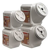 VITTLES VAULT Outback Collection (Airtight Pet Food Storage) by Gamma2 - Canadian Pet Connection
