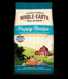 WHOLE EARTH FARMS Dog Food Puppy Formula by Merrick - Canadian Pet Connection