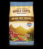 WHOLE EARTH FARMS Grain Free Healthy Weight Diet and Weight Management Food by Merrick - for All Life Stages - Canadian Pet Connection