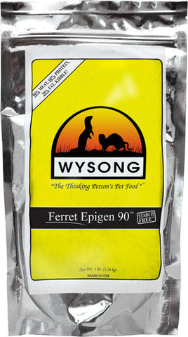 WYSONG Epigen 90 and Epigen 90 DIGESTIVE SUPPORT Food for Ferrets
