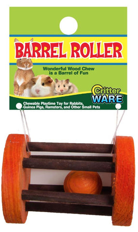 Ware Barrel Roller Small Animal Toy