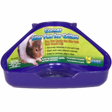 Ware Corner Ferret and Small Animal Litter Pan