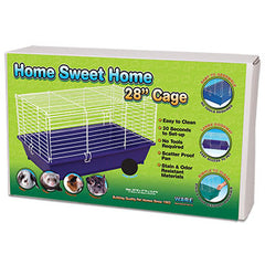 Ware Home Sweet Home 28 inch Cage for Small Animals