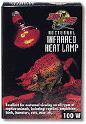 ZOO MED Infrared Heat Lamp - Canadian Pet Connection