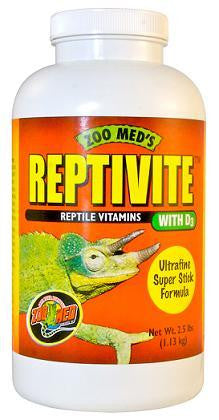 ZOO MED ReptiViteTM with D3