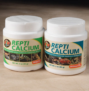 ZOO MED Repti Calcium® without D3
