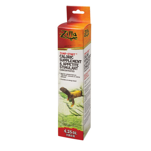 Zilla Jump-Start Caloric Supplement & Appetite Stimulant for Reptiles
