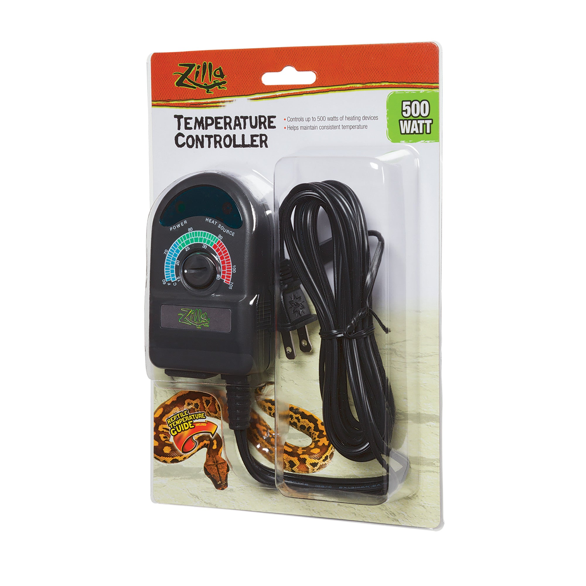 Zilla Temperature Controllers for Terrariums - Canadian Pet Connection