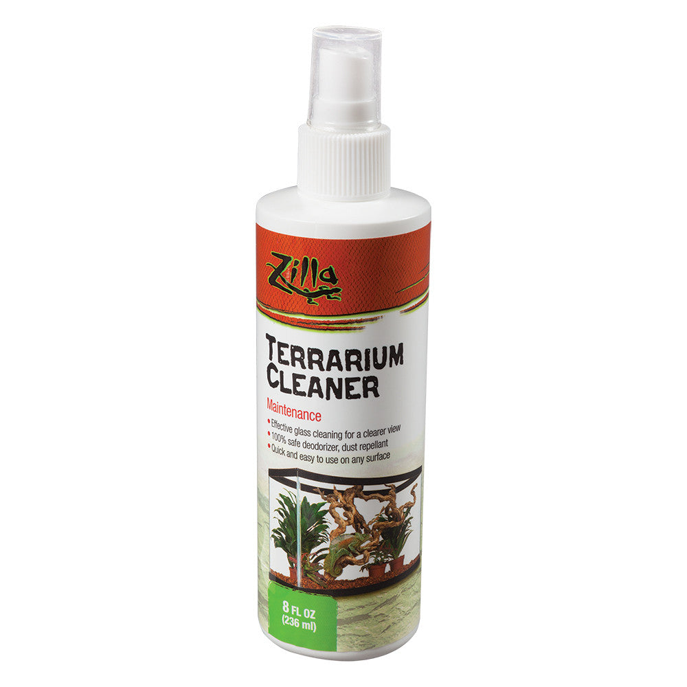 Zilla Terrarium Cleaner Cleaning Spray - Canadian Pet Connection