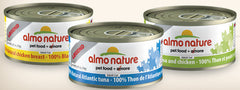 ALMO NATURE Cat Cans (Sold by the Case) for All Life Stages - Grain Free - Canadian Pet Connection