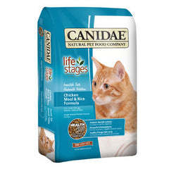 CANIDAE Cat and Kitten Food (Chicken and Rice Formula)- for All Life Stages (formerly FELIDAE - Canadian Pet Connection