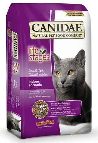 CANIDAE Indoor Cat and Kitten Food for Weight Management (formerly FELIDAE)