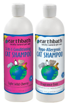 EARTHBATH All Natural Shampoo for Cats