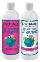 EARTHBATH All Natural Shampoo for Cats - Canadian Pet Connection