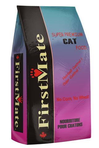 First Mate Grain Friendly Feline Classic Cat Food Super Premium for All Ages