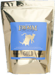 FROMM Gold Mature Cat Food for Senior Cats - Canadian Pet Connection