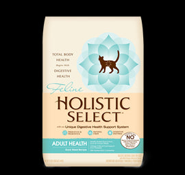HOLISTIC SELECT Adult Cat Food - Duck - Canadian Pet Connection