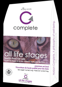 HORIZON Complete Diet Cat Food for All Ages - Canadian Pet Connection