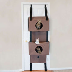 K AND H PET PRODUCTS - Hanging Condo and Playhouse for Cats - Canadian Pet Connection