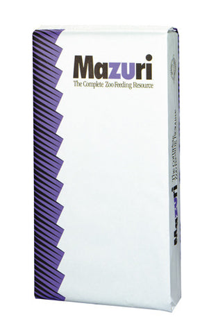 MAZURI EXOTIC Feline Food - Small - # 5M54 - for All Ages