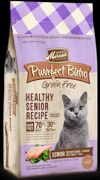 MERRICK Grain Free Cat Food - Senior (Purrfect Bistro)