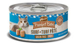 MERRICK Purrfect Bistro Canned Cat Food (Sold by the Case) - All Sizes and Flavours - for All Ages - Canadian Pet Connection