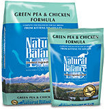 NATURAL BALANCE L.I.D. Limited Ingredient Grain Free Cat Food - Pea and Chicken - for All Ages - Canadian Pet Connection