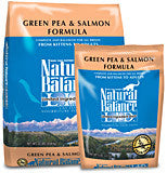 NATURAL BALANCE L.I.D. Limited Ingredient Grain Free Cat Food pea and Salmon - for All Ages - Canadian Pet Connection
