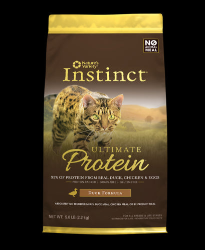 NATURE'S VARIETY Instinct ULTIMATE Food for Cats - Grain Free for All Ages - Canadian Pet Connection