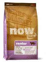 NOW FRESH Cat Food for Senior Cats - , Grain Free Recipe - Canadian Pet Connection