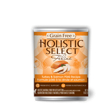 HOLISTIC SELECT Grain Free Canned Cat Food (Sold by the Case) for All Ages - All Flavours and All Sizes - Canadian Pet Connection