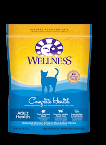 WELLNESS COMPLETE HEALTH Chicken Dry Cat Food for All AGes - Canadian Pet Connection