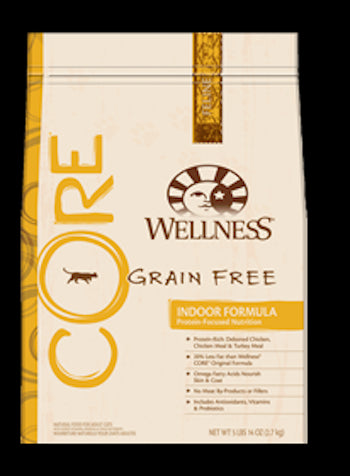 WELLNESS CORE GRAIN FREE Indoor Cat and Diet Food for All Ages - Canadian Pet Connection