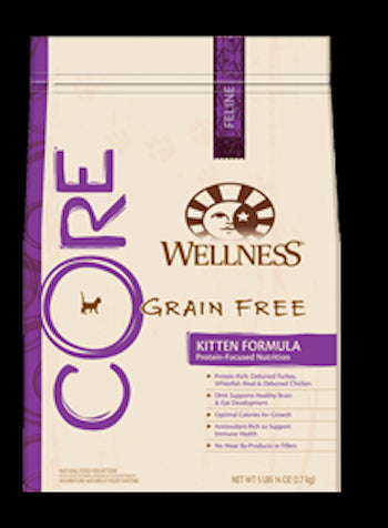 WELLNESS CORE GRAIN FREE Kitten Dry Food - Canadian Pet Connection