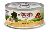 WHOLE EARTH FARMS Grain Free Canned Cat Food by Merrick (Sold by the Case) - All Sizes and All Flavours for All Ages - Canadian Pet Connection