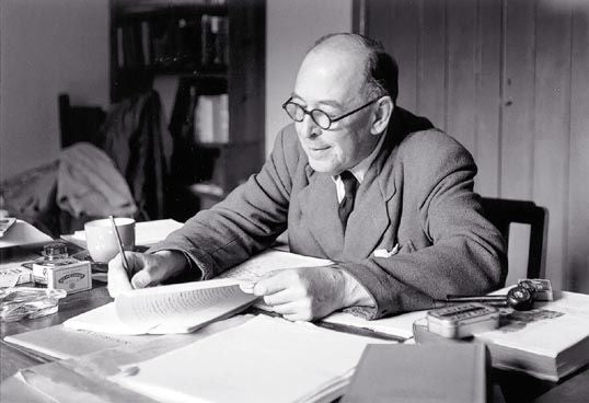 A Literary Friendship with C.S. Lewis