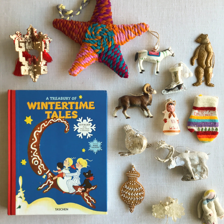 Wintertime Tales in Every Home!