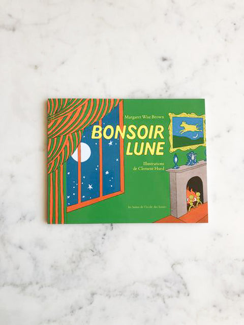 Bonsoir Lune<br/>(Goodnight Moon, French ed.)