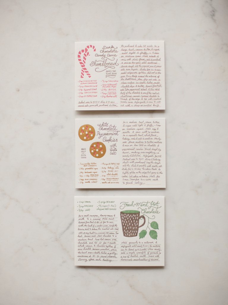 Holiday Treat Christmas Cards