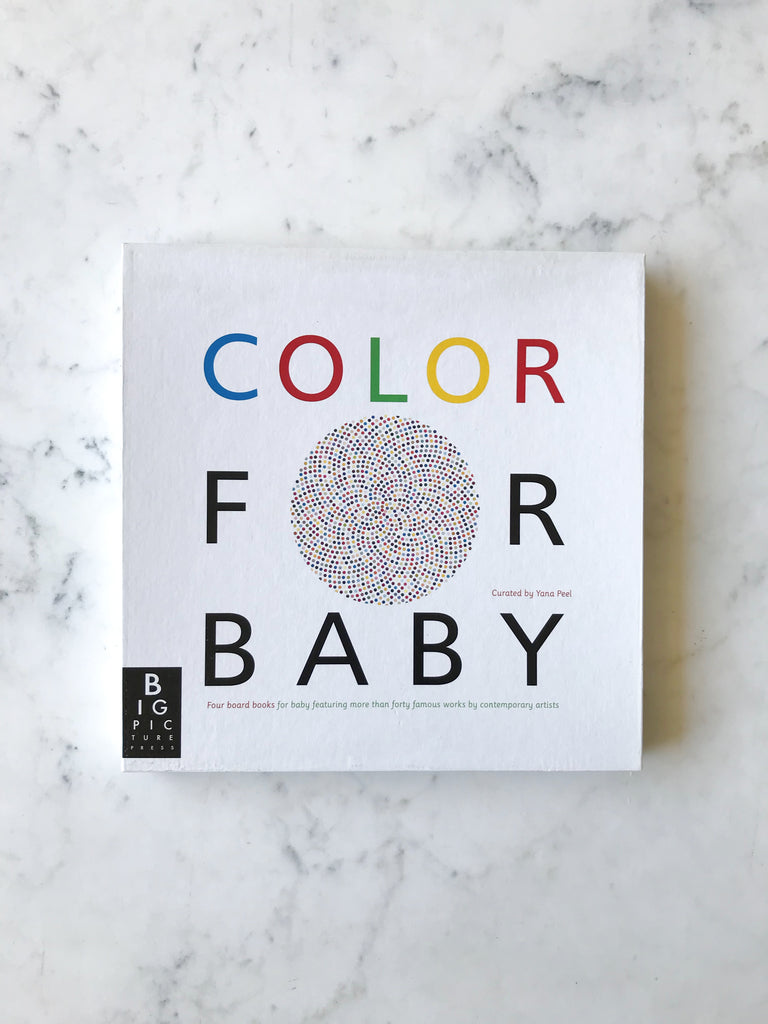 Color for Baby<br/> by Yana Peel