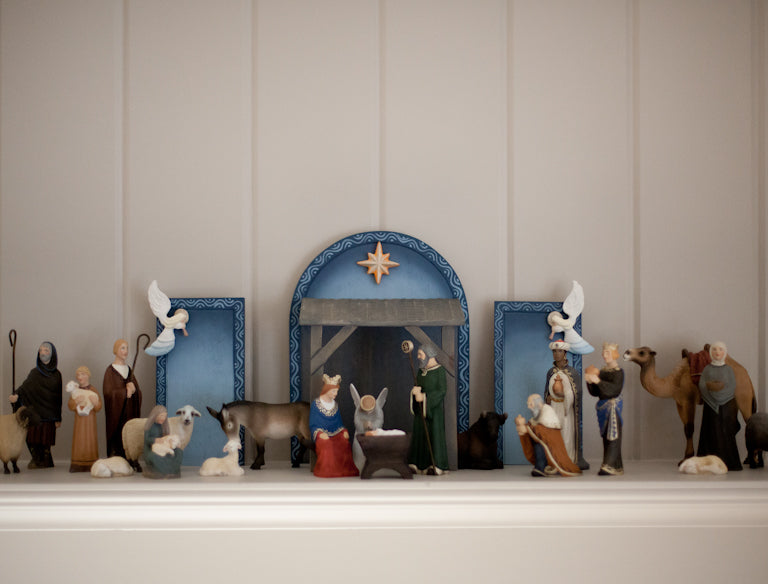 Henning Norwegian Nativity<br/>Norway