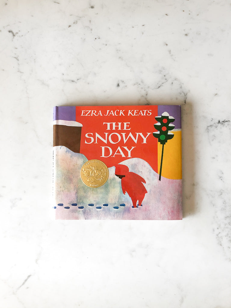 The Snowy Day<br/>by Ezra Jack Keats