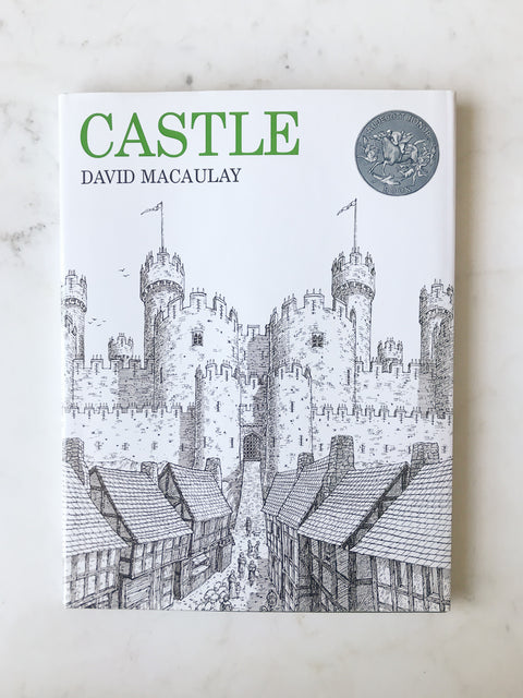 Castle<br/>by David Macaulay