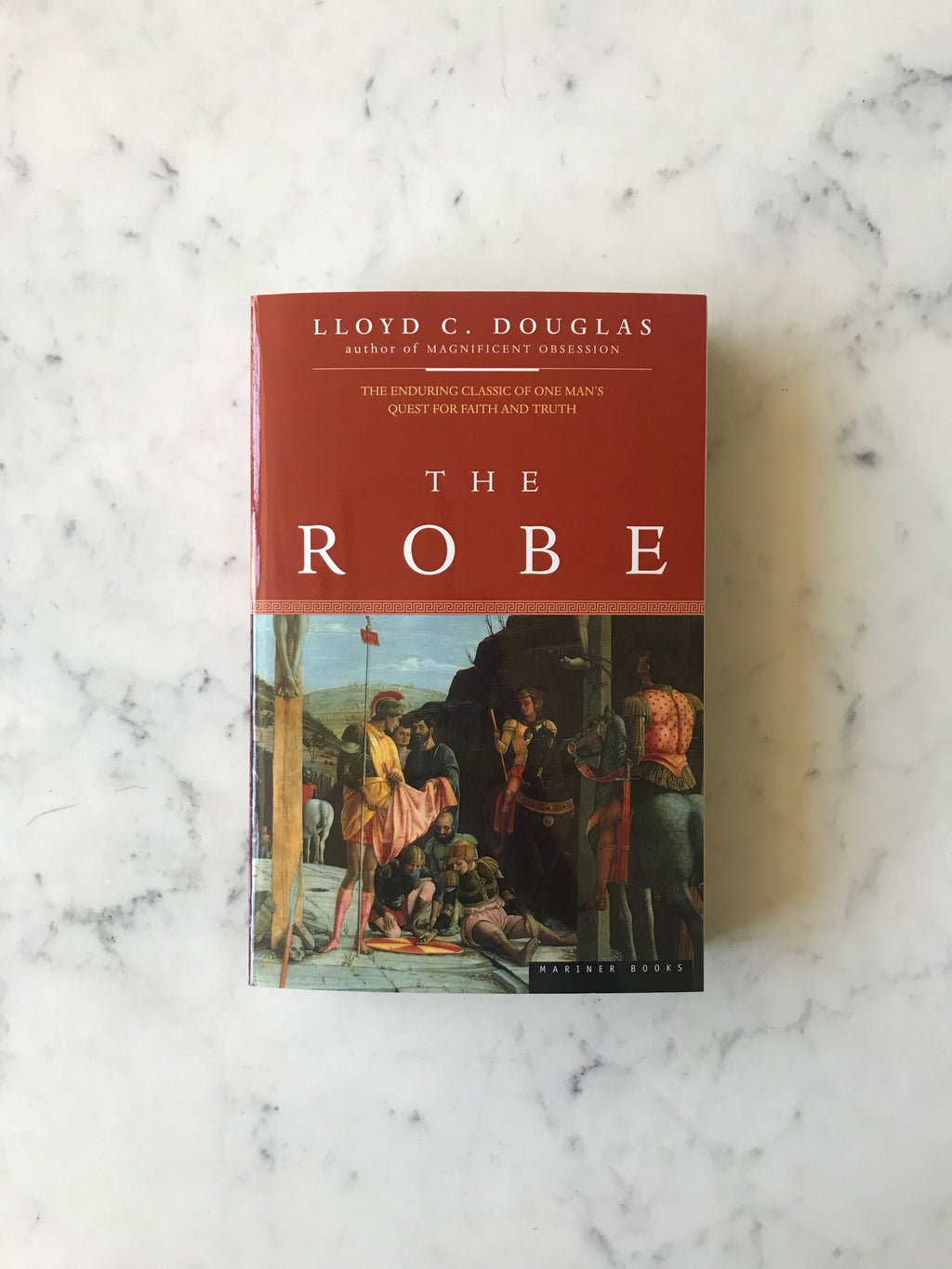 The Robe<br/> by Lloyd C. Douglas