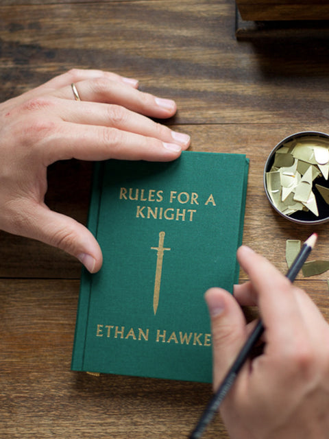Rules for a Knight<br/>by Ethan Hawke