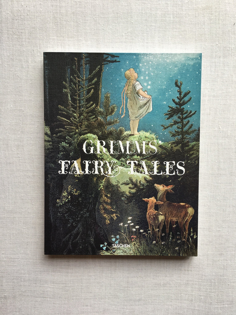 Grimm's Fairy Tales Poster Set