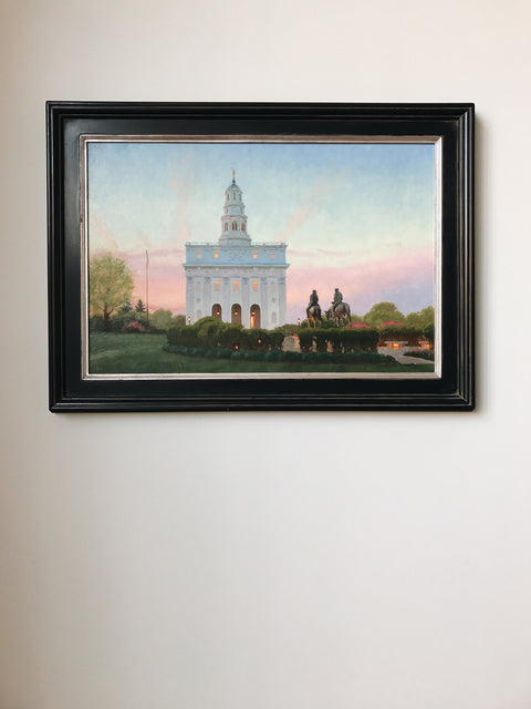 Warren Neary<br/>Nauvoo in Spring