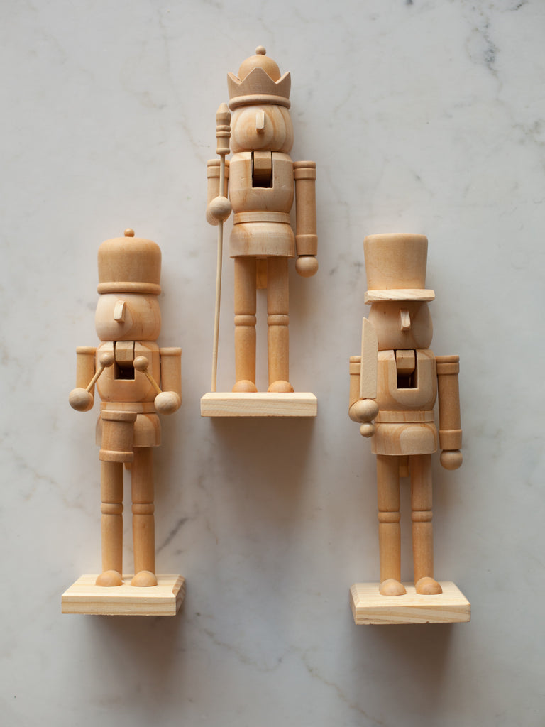 Wood Nutcracker