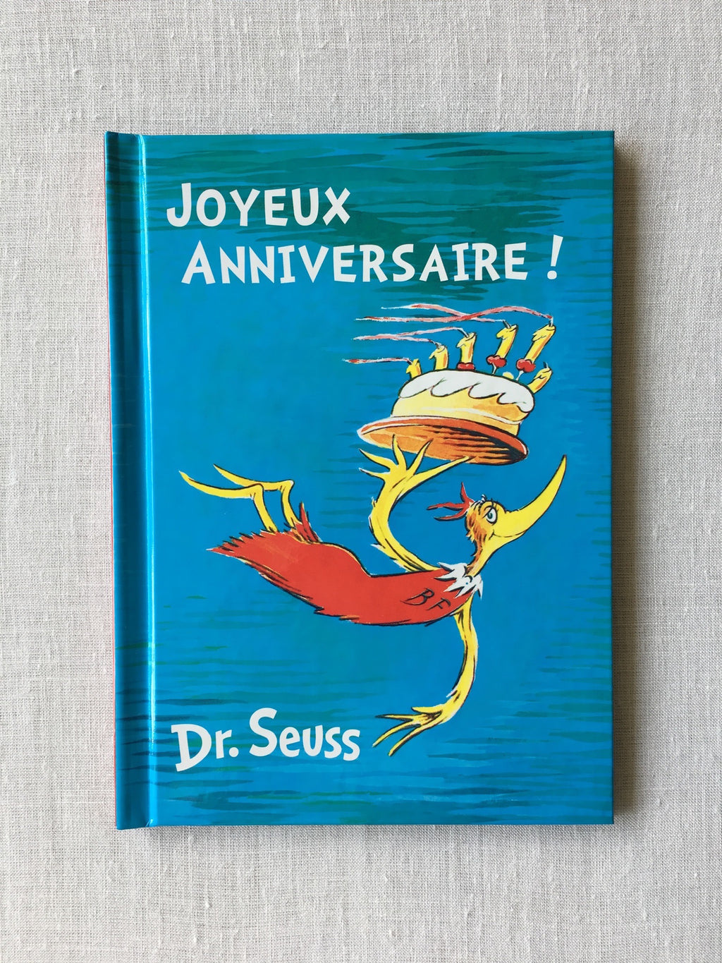Happy Birthday to You!<br/>French ed.