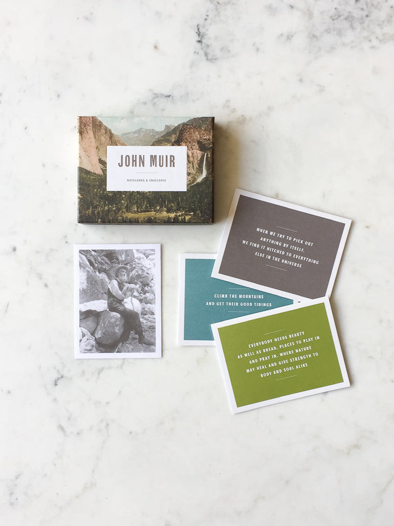 Poets & Artists Notecards
